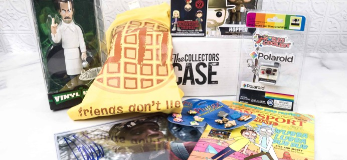 The Collectors Case February 2018 Subscription Box Review