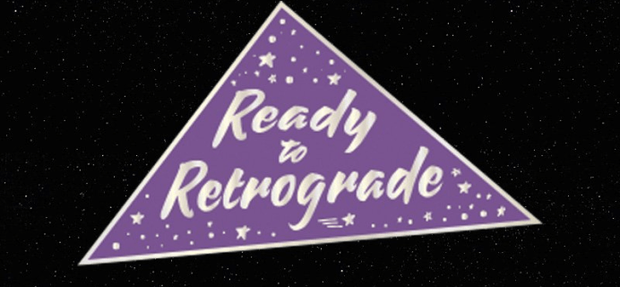Goddess Provisions Promo: Get a FREE Ready to Retrograde Pin When You Subscribe!