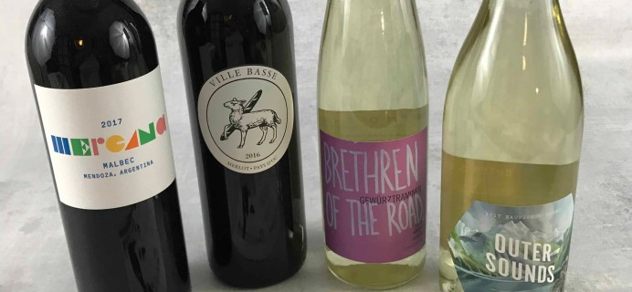 Winc March 2018 Subscription Box Review & Coupon