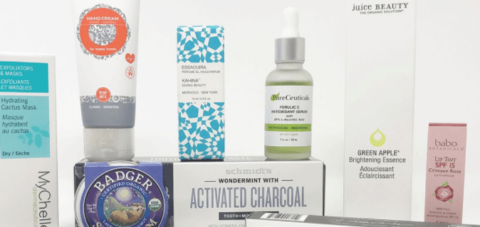 Sophie Uliano Spring Beauty Box Available Now + Full Spoilers!