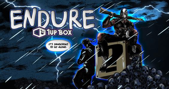 1Up Box April 2018 Spoilers + Coupon!