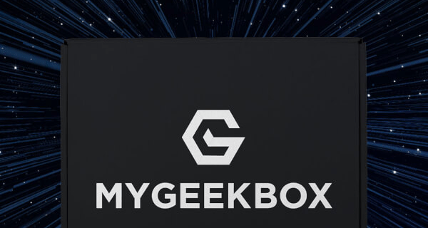 My Geek Box Limited Edition Chosen Box Available Now! {UK Only}
