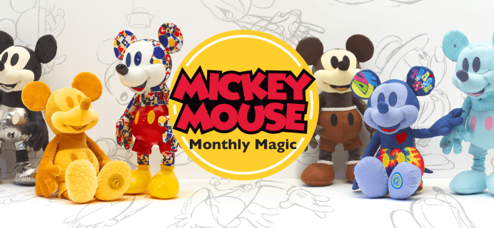 Mickey Mouse Monthly Magic Collectibles December 2018 Spoilers!