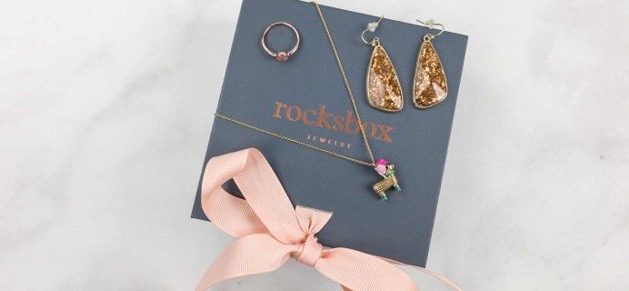 RocksBox March 2018 Review + FREE Month Coupon!