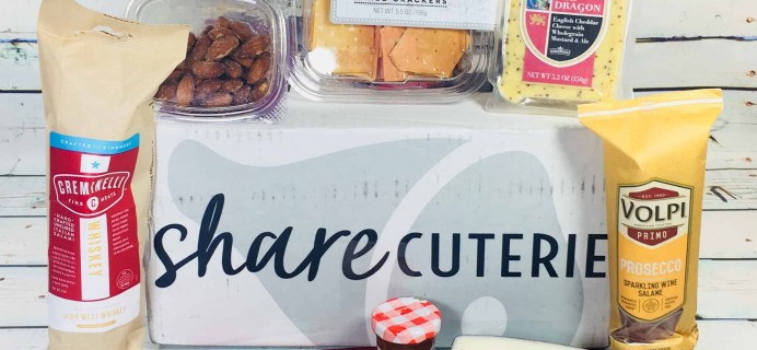 Sharecuterie February 2018 Subscription Box Review