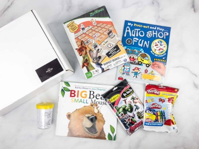 Willow Lane Books My First Reads April 2018 Subscription Box Review + Coupon