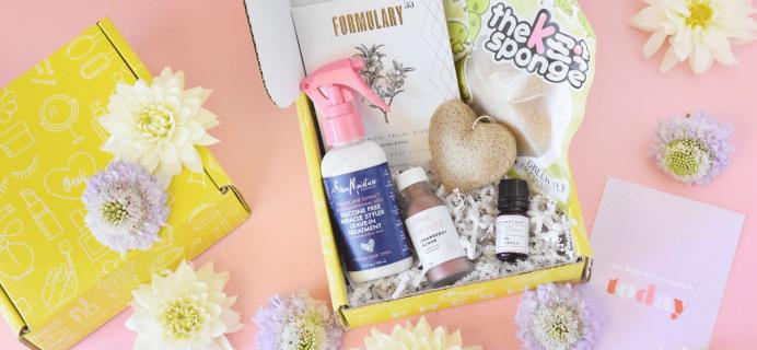 Oui Fresh Beauty Box April 2018 Full Spoilers!