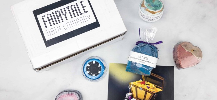 Fairytale Crate March 2018 Subscription Box Review + Coupon – Ultimate Heist