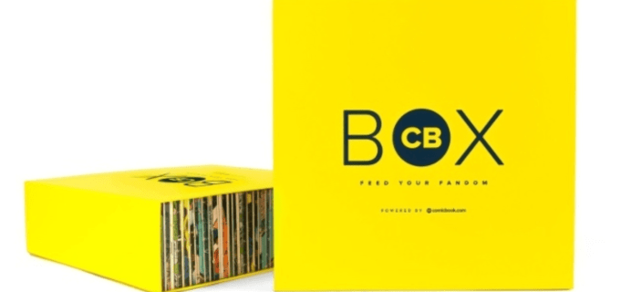 CB Box by Comicbook.com Available Now + Full Spoilers!