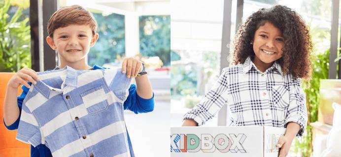 Kidbox Coupon: $20 Off First Box!  Last Few Days!