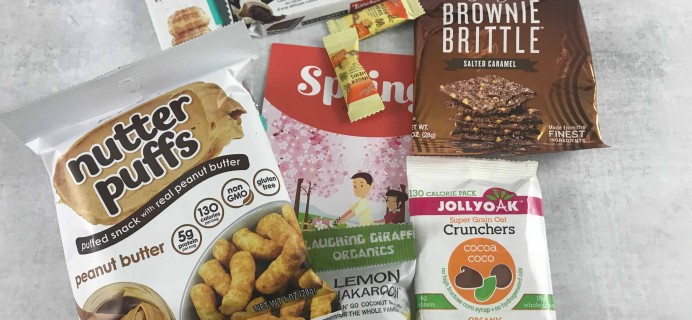 Love With Food March 2018 Tasting Box Review + Coupon!