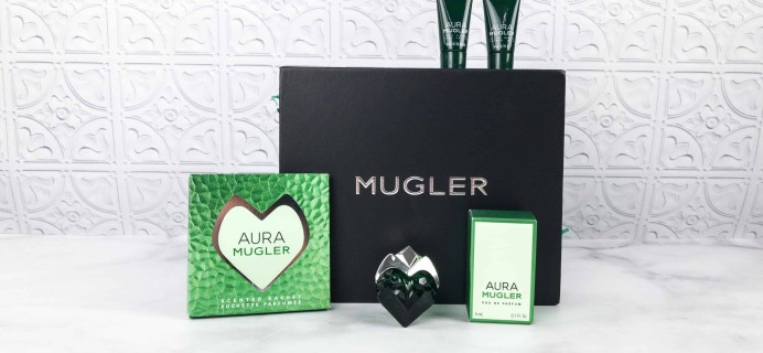 Mugler Addict Winter 2018 Subscription Box Review