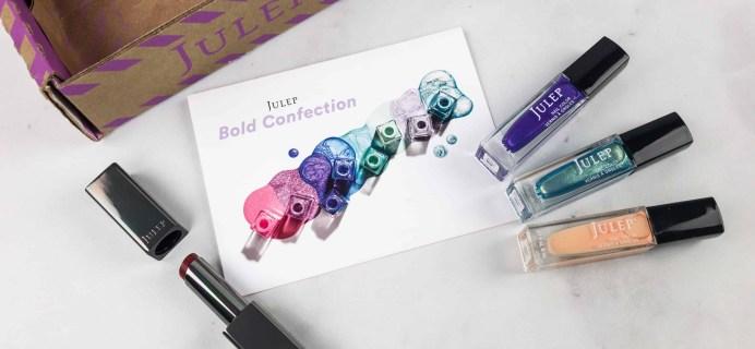Julep Beauty Box April 2018 Review + Free Box Coupon!