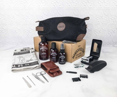 Manscaped Player's Club Perfect Package Kit Review