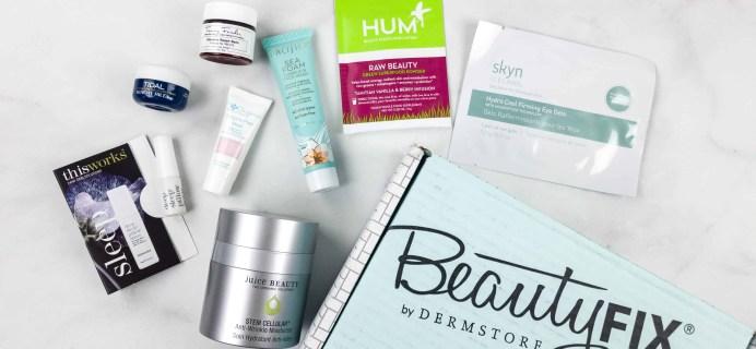 BeautyFIX April 2018 Review