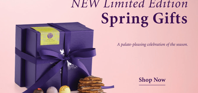 Vosges Haut-Chocolate Spring Collection Available Now + Free Shipping Coupon!