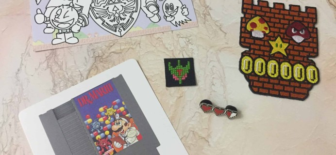 Laserbrain Patch Co March 2018 Subscription Box Review + Coupon