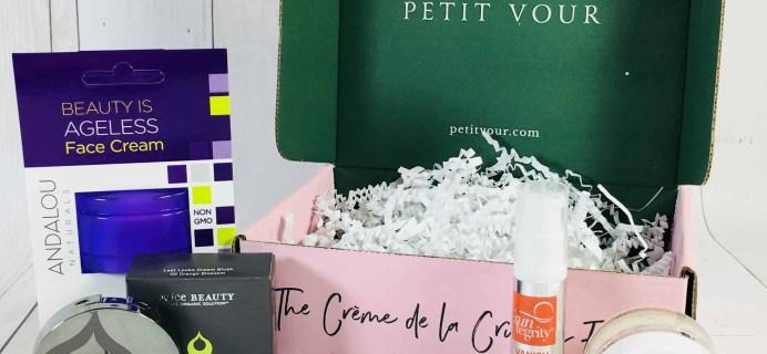 Petit Vour April 2018 Subscription Box Review
