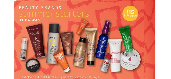 Beauty Brands Summer Starter Box Available Now!