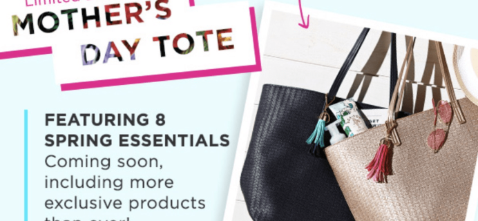 Bath & Body Works Spring 2018 VIP Tote Coming Soon!