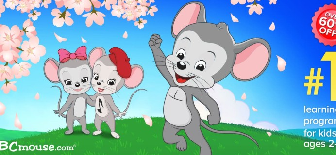 ABCmouse Spring Sale: Get Your First 2 Months For $5!