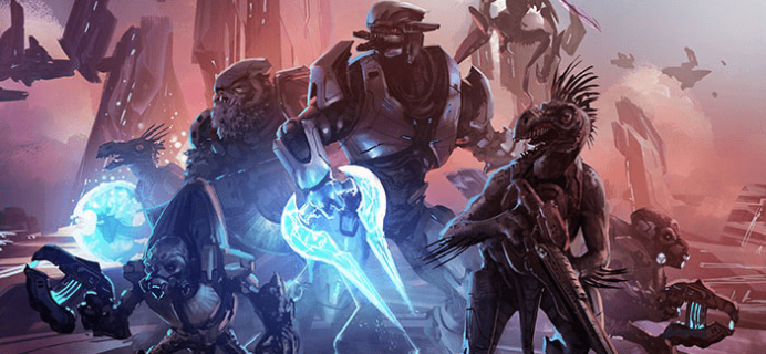 Loot Crate Halo Legendary Crate June 2018 Theme Spoilers + Coupon!