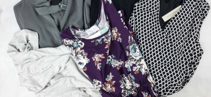 May 2018 Stitch Fix  Review