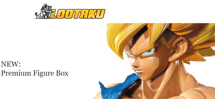 Lootaku New Premium Anime Mini Figures Available Now + Coupon!