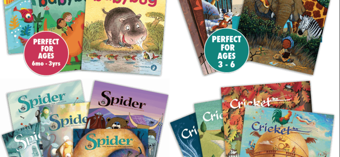 Cricket Magazines Deal: Get 2 FREE Issues of Cricket Media Magazine For Just $1 Shipping!
