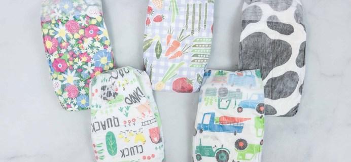 Honest Company Diaper Bundle Coupon: $20 Off First Bundle!