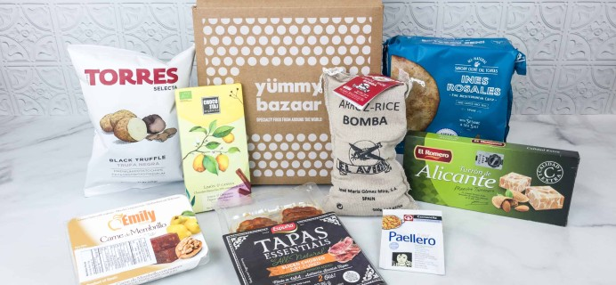 Yummy Bazaar Cyber Monday Deal: Get a FREE Box With Gift Subscription!