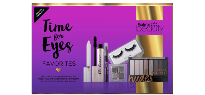 Walmart Beauty Favorites Boxes Available Now – Six Boxes $9.88 Each!