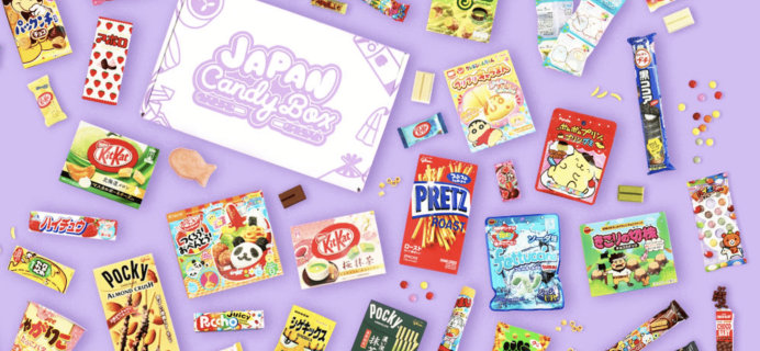 August 2019 Japan Candy Box Spoiler #2 + Coupon!