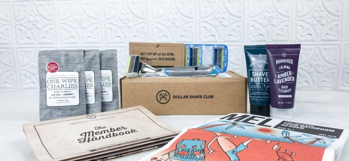 Dollar Shave Club Subscription Review + Coupon – Trial Offer