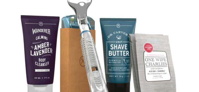 Dollar Shave Club Promo: Get Your Starter Set For Only $5!