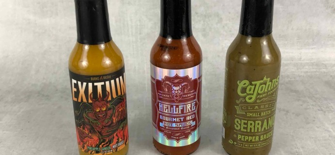 Fuego Box April 2018 Subscription Box Review + Coupon