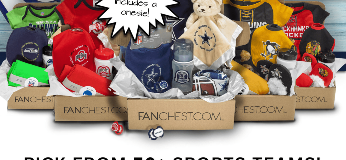 Fanchest Baby Fanchests Available Now + Coupon!