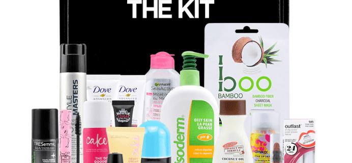 TopBox The Kit Beauty Box Available Now!