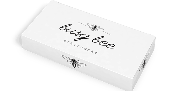 Busy Bee Stationery January 2020 Spoiler!