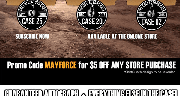 The Collectors Case May the Fourth Coupon: $5 Off!