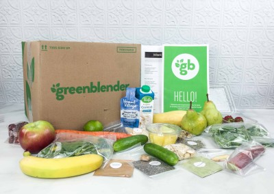 Green Blender May 2018 Subscription Box Review + Coupon