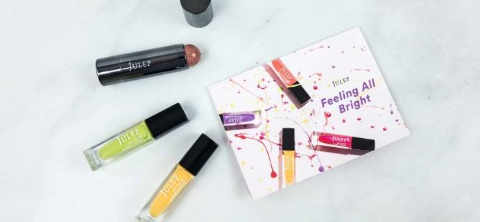 Julep Beauty Box May 2018 Review + Free Box Coupon!