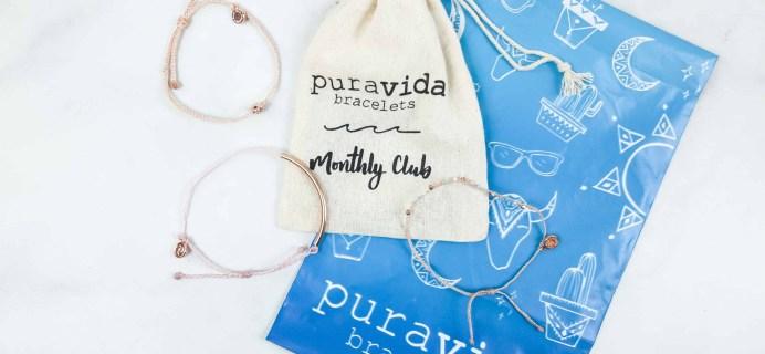 Pura Vida Monthly Club May 2018 Subscription Box Review