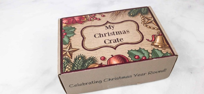 My Christmas Crate Collectable Ornament Club Available Now + Coupon!