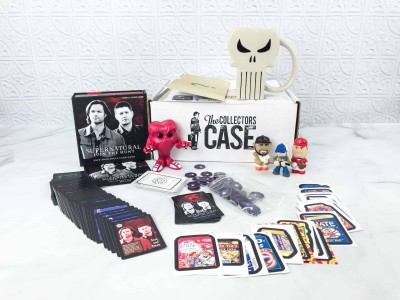 The Collectors Case April 2018 Subscription Box Review