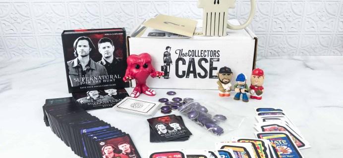 The Collectors Case April 2018 Subscription Box Review