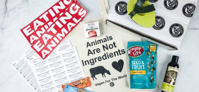 All Around Vegan Box May 2018 Subscription Box Review + Coupon