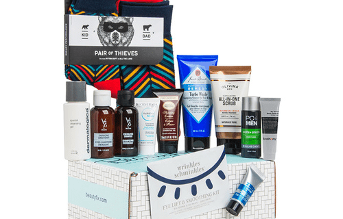 2018 BeautyFIX Father's Day Limited Edition Box Available Now + Full Spoilers!