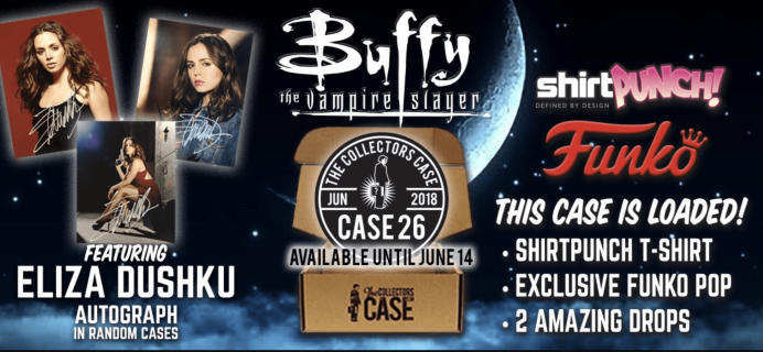 The Collectors Case June 2018 Spoilers!