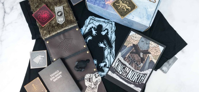 Game of Thrones Box Spring 2018 Review